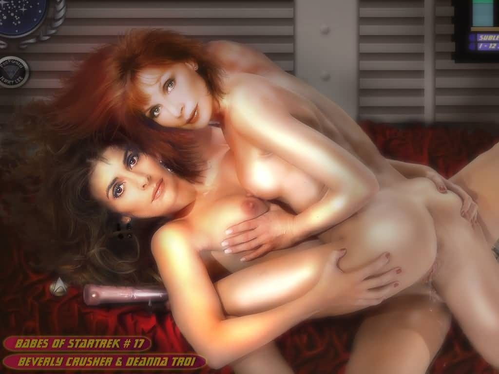 Gates mcfadden nude picture