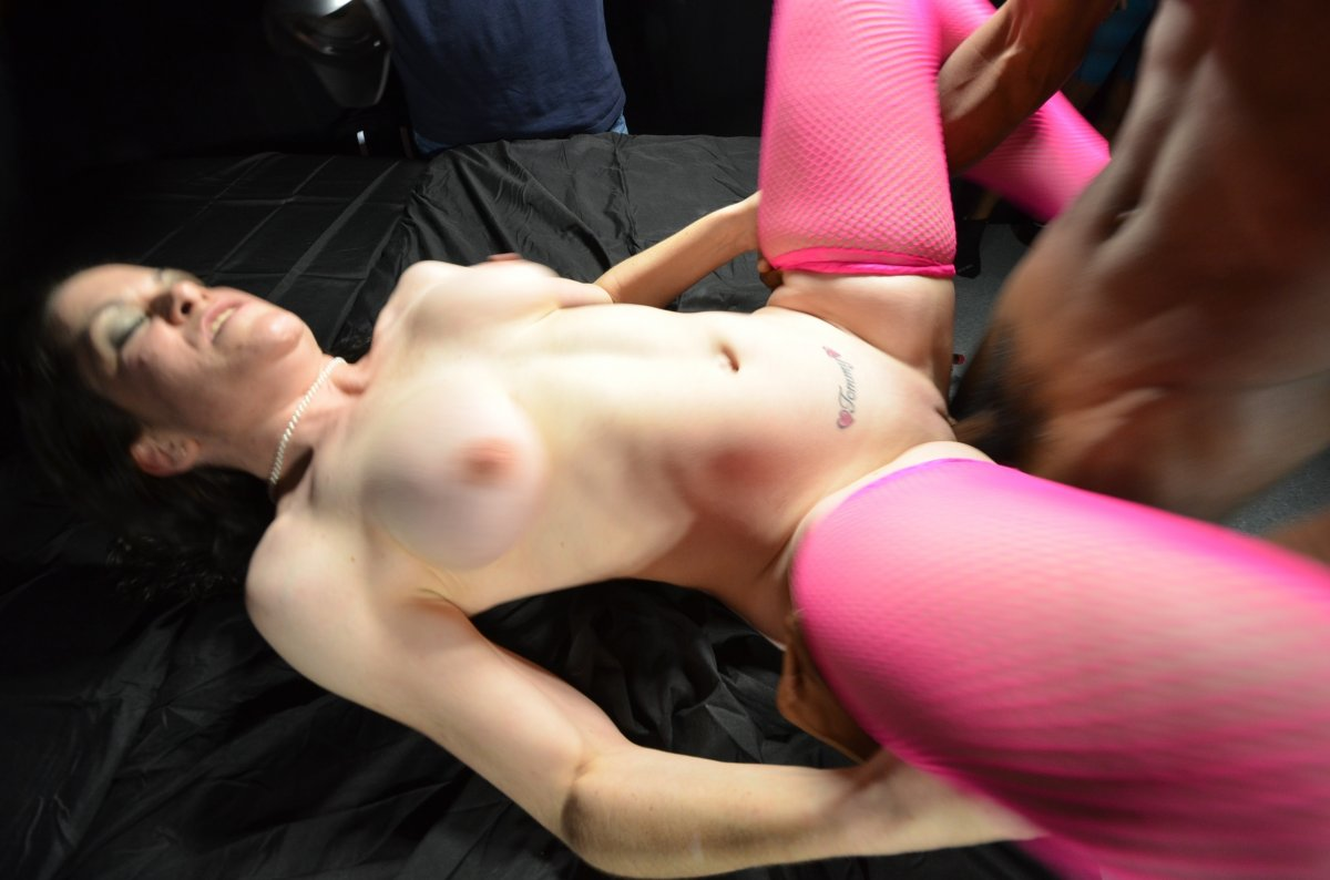 Pity, that college lesbian creampie gangbang with you