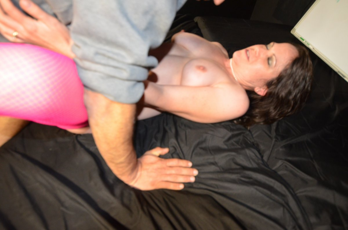 image Chubby housewife rough fucked