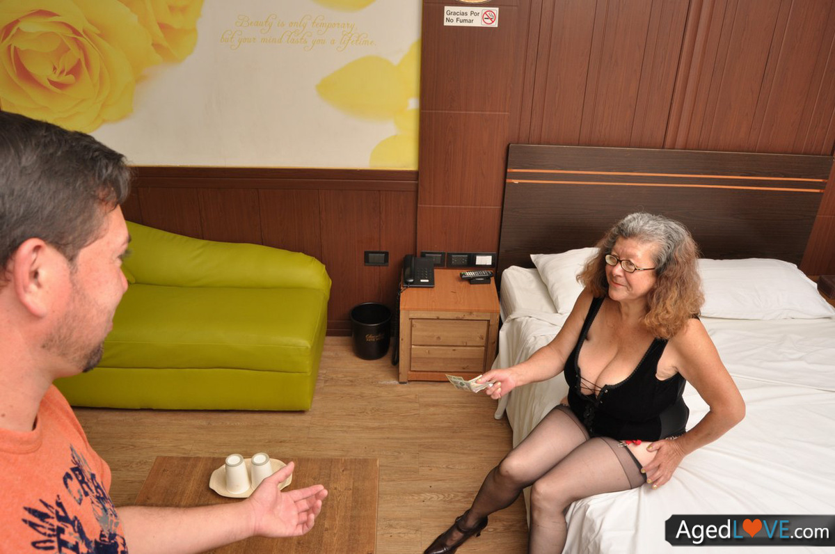old mature young dick old chick Galleries' index > AgedLove Old chick gets young dick in her pussy