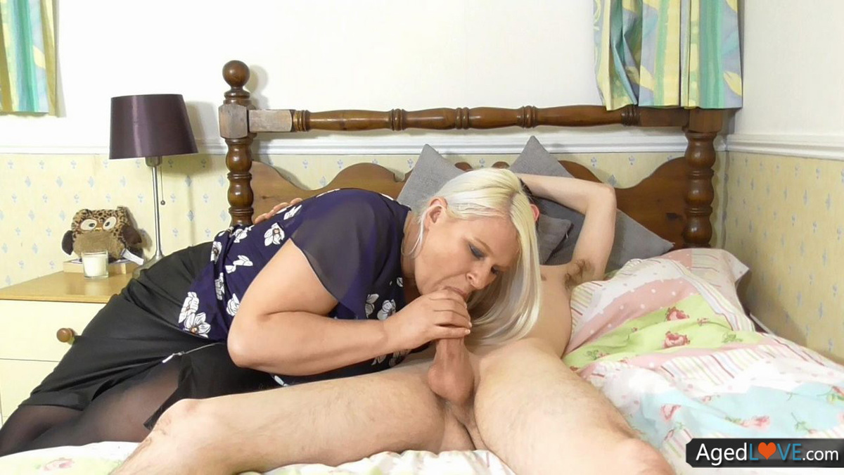 old mature young dick old chick