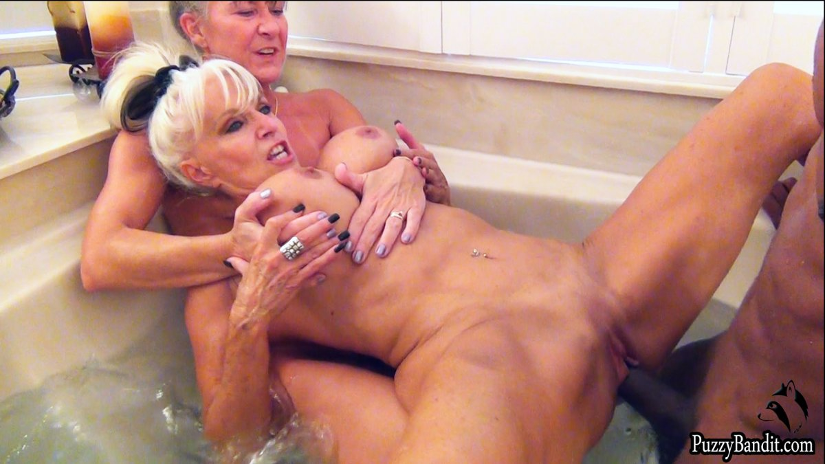 Hot aunt annellise croft gives handjob well young bud 3