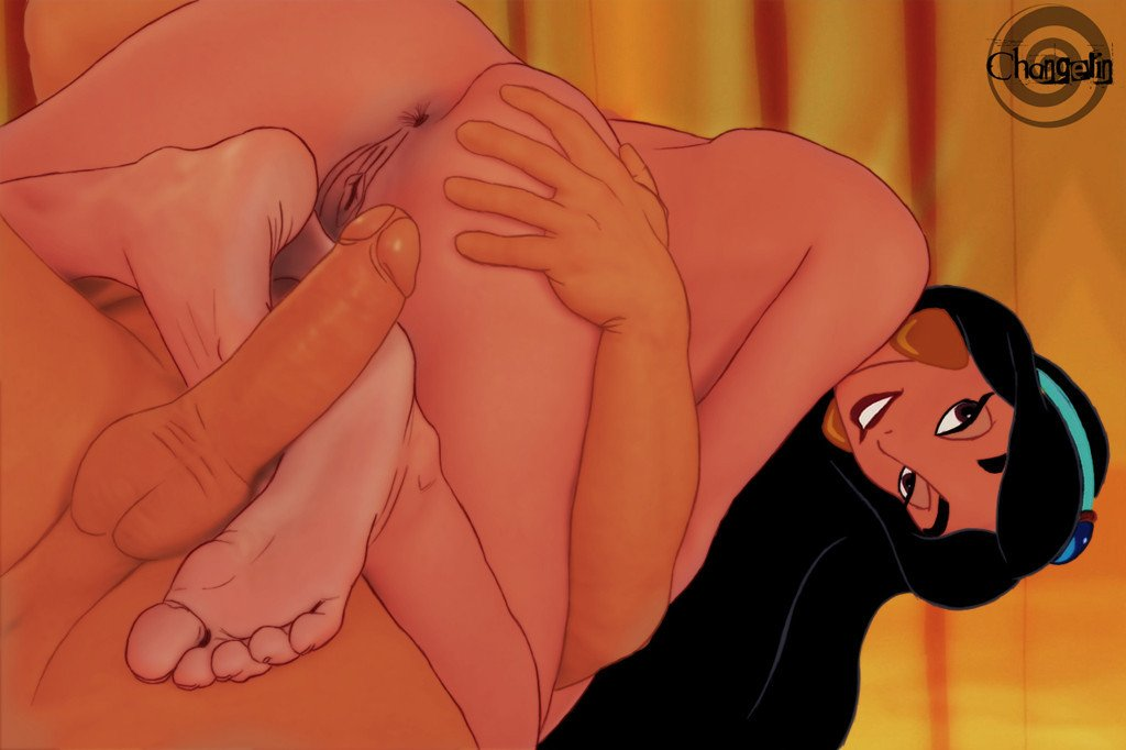 interracial Disney porn princess