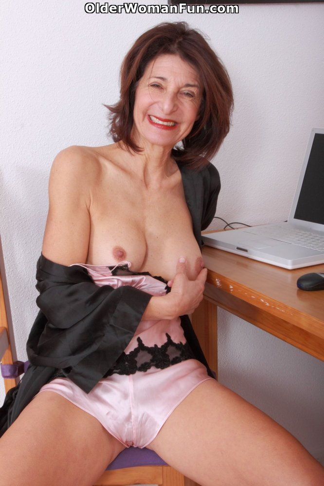 Mature nude spreads 55