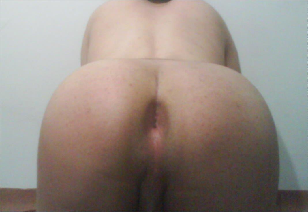 gay Big bubble porn butt