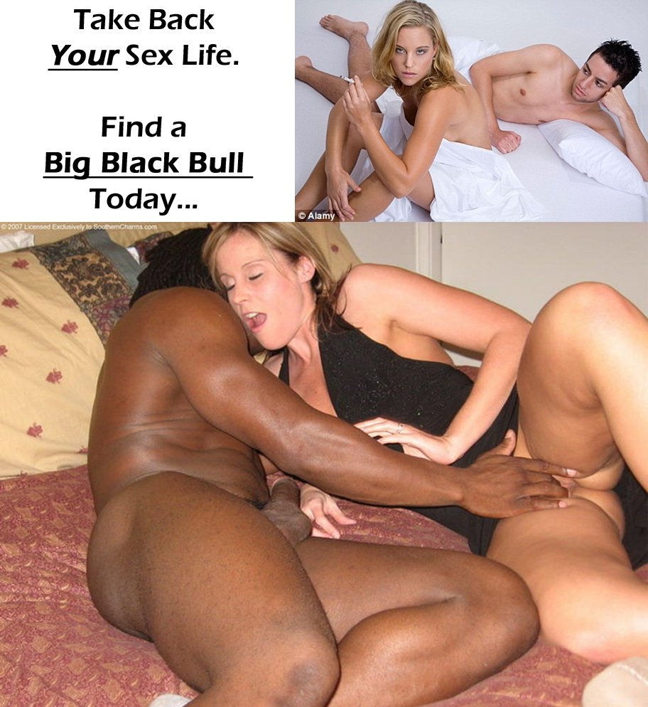 This Black cock fantasies for female white think