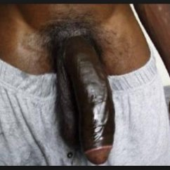 long Black dick