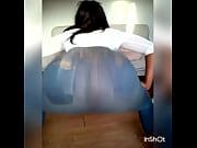 Домашнее видео жена поймала мужа и присоеденилась