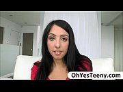 Pretty teen Dianna Dee gets analized by her boy...
