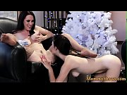 preview Lesbo stepdaughter licking milfs wet pussy