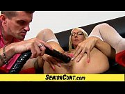 Aged pussy in great details feat. czech mom Mar...