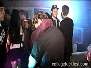Tristan Kingsley At College Party