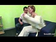 Смотреть любительское видео семейный секс втроем
