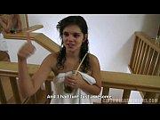 Красивую телку ебут в жопу видео