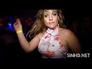 Секс в клубе или на дискотеке