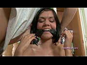 Marcella squirting session