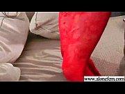 Порно лесбиянок во время месячных