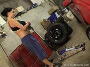 Shione Cooper mechanic trailer