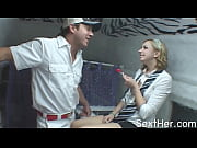 truck in hard nailed belle lexi Blonde