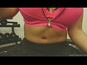 HOT Latina MILF Workout