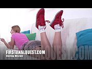FIRSTANALQUEST.COM - HARDCORE ANAL SEX WITH A C...