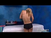 Женский эротический массаж смотреть видео