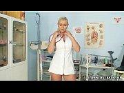 Alexa Bold big tits nasty nurse pussy masturbation