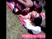 Девушка с пирсингом на сосках дрочит