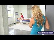Порно видео с грудастыми красивыми тёлками