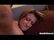 Порно фильмы мама увидела огромный член сына и отсасала