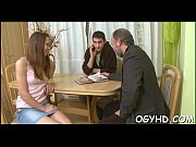 Young massive breasts