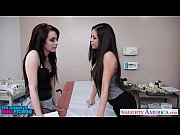Hot babes Aiden Ashley and Yurizan Beltran toyi...