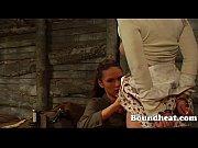 Видео кровь из жопы когда порвали задницу хуем
