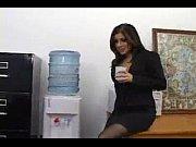 Секс с сексуальной тётей в бане-видео