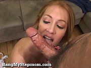 Guy Fucks His Hot New Stepmom!
