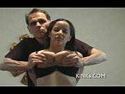 Толстый мужик ебет свою девушку