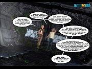 Picture 3D Comic: Echo. Episode 3