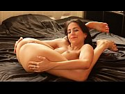 The girl looks pornovideo excited and began to masturbate to orgasm