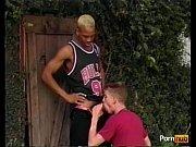 Gay chupa o amigo negro roludo