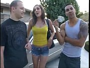 Порно 2 сестра в чулках и большой грудью трахается с братом