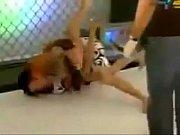 INTER-GENDER MATCH #1 UFC Claudia Gadelha Woman...
