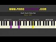 Kuch-Kuch-Hota-Hai-Easy-PIANO-TUTORIAL-Stanza-B...
