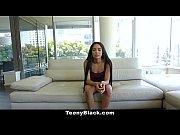 TeenyBlack - Cute Ebony Teen Fucked During Castinh