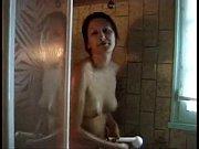 Жены скрытой камерой в сауне