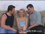Hot Wifey Takes Jizz Shower