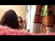 любительское видео риты и насти делают миньет