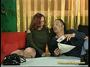 Порно огромных сисек в баре кафе
