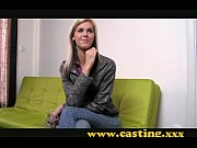 casting – super skinny babe gets nailed hard