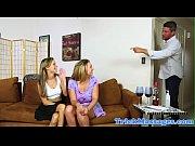 Парень снимает как друг трахает его девушку