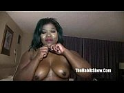 Picture Sexy chocolate rammed by BBC Redzilla